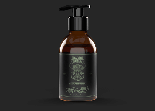 shampoo fresh lumberjack